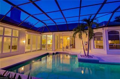 Bonita Springs Single Family Home For Sale: 25111 Ridge Oak Dr