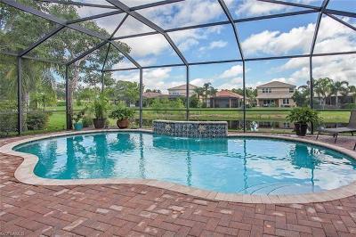Naples Single Family Home For Sale: 6895 Del Mar Ter