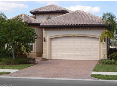 Naples Single Family Home For Sale: 7790 Ashton Rd