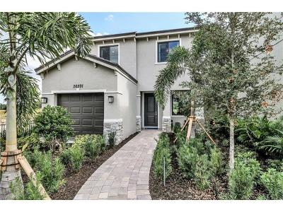 Natura Single Family Home Sold: 26537 Bonita Fairways Blvd