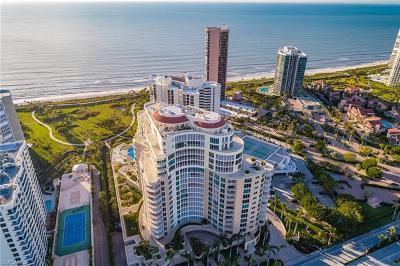Naples FL Condo/Townhouse For Sale: $3,495,000