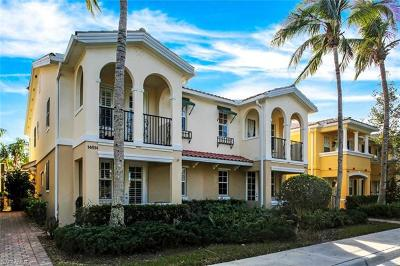 San Remo, Village Walk Of Bonita Springs Condo/Townhouse For Sale: 14614 Escalante Way