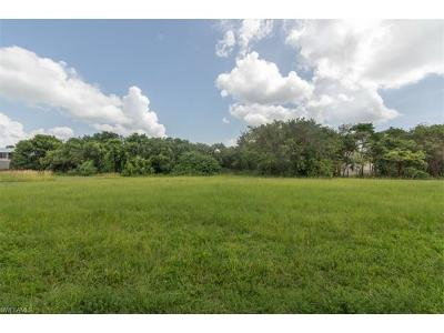Marco Island Residential Lots & Land For Sale: 571 S Barfield Dr