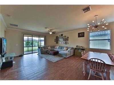 Fort Myers Single Family Home For Sale: 9326 Via San Giovani St