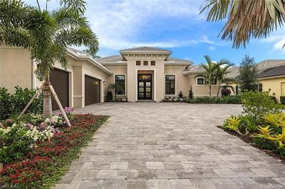 Collier County, Lee County Single Family Home For Sale: 2828 Wild Orchid Ct