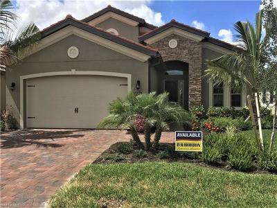 Naples Single Family Home For Sale: 16411 Barclay Ct