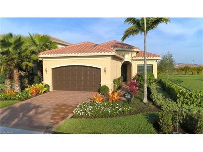 Naples Single Family Home For Sale: 4212 Siderno Ct