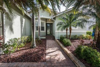 Fort Myers Single Family Home For Sale: 17003 Wrigley Cir
