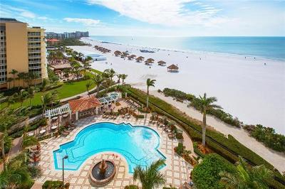 Marco Island Condo/Townhouse For Sale: 350 Collier Blvd S #803