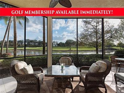 Naples FL Condo/Townhouse For Sale: $625,000