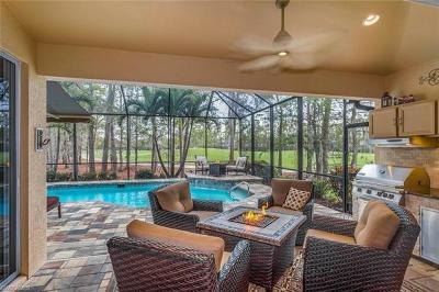Naples Single Family Home For Sale: 3052 Olde Cove Way