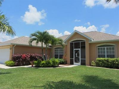 Lee County Single Family Home For Sale: 2129 SW 5th Ave