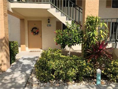 Naples Condo/Townhouse For Sale: 5560 Rattlesnake Hammock Rd #L103