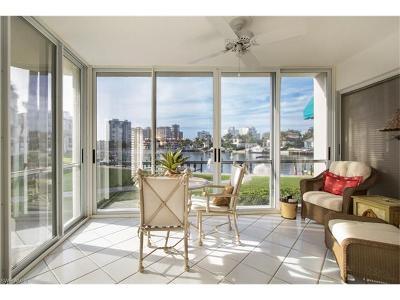 Condo/Townhouse Sold: 355 Park Shore Dr #113