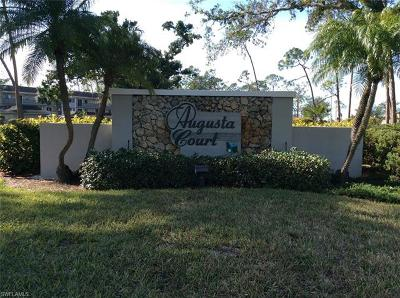 Naples Condo/Townhouse For Sale: 5773 Gage Ln #B-102