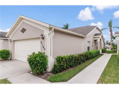 Single Family Home For Sale: 8169 Tauren Ct #P-439