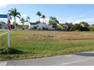 Marco Island Residential Lots & Land For Sale: 1318 Freeport Ave