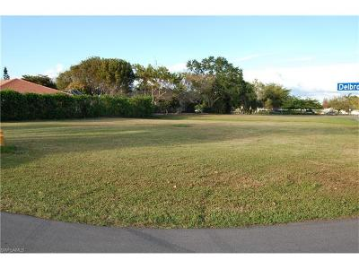 Marco Island Residential Lots & Land For Sale: 125 Delbrook Way
