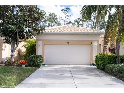 Naples FL Condo/Townhouse For Sale: $279,900