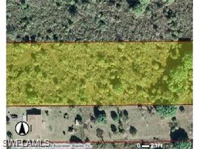 Naples Residential Lots & Land For Sale: 620 20th St NE