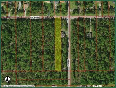 Naples Residential Lots & Land For Sale: 47th Ave NE