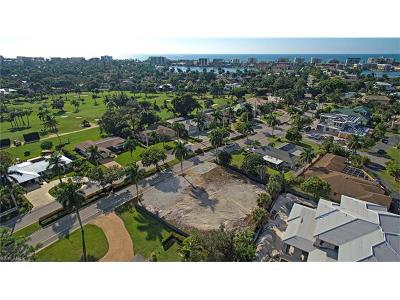 Naples Residential Lots & Land For Sale: 615 Harbour Dr