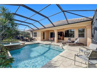 Fort Myers Single Family Home For Sale: 12451 Villagio Way
