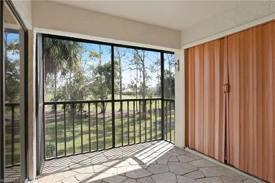 Collier County Condo/Townhouse For Sale: 5857 Rattlesnake Hammock Rd #203