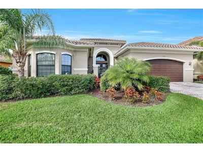 Naples Single Family Home For Sale: 3452 Atlantic Cir