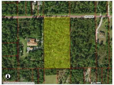 Naples Residential Lots & Land For Sale: 12th Ave NE