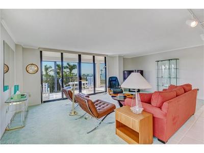Condo/Townhouse For Sale: 10851 Gulf Shore Dr #201