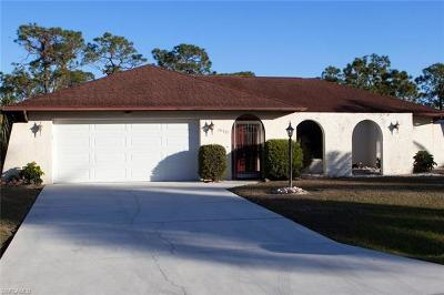 Bonita Springs Single Family Home For Sale: 10321 Wood Ibis Ave