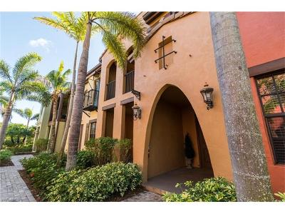 Naples FL Condo/Townhouse For Sale: $289,000