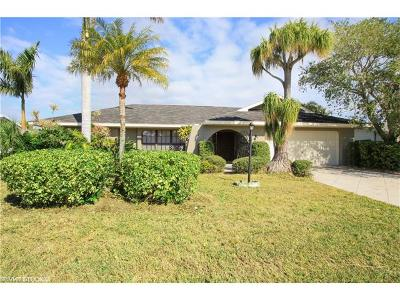Cape Coral Single Family Home For Sale: 1229 El Dorado Pky E