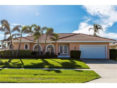 Marco Island Single Family Home For Sale: 1167 Lighthouse Ct
