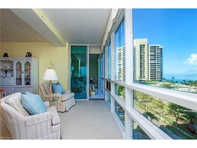 Bay Shore Place Condo/Townhouse Sold: 4255 Gulf Shore Blvd N #407
