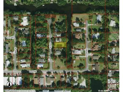 Naples Residential Lots & Land For Sale: 3367 Canal St