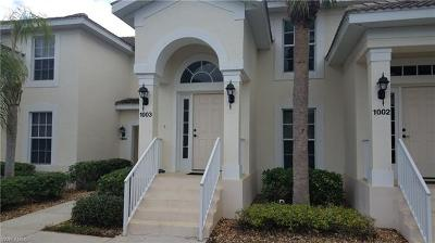 Fort Myers Condo/Townhouse For Sale: 10139 Colonial Country Club Blvd #1003
