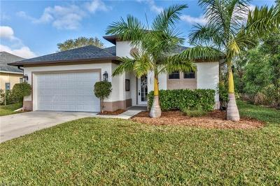 Naples Single Family Home For Sale: 1221 Imperial Dr #6