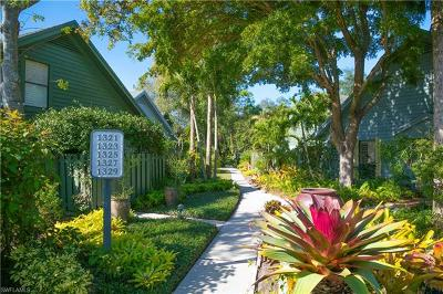 Naples Condo/Townhouse For Sale: 1323 Solana Rd #K-2