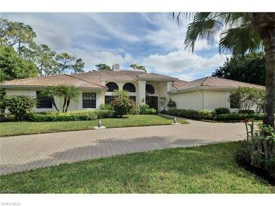 Naples Single Family Home For Sale: 12902 Coco Plum Ln