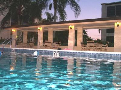 Naples Condo/Townhouse For Sale: 3625 Boca Ciega Dr #312