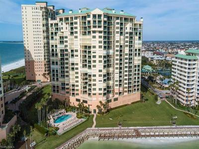 Condo/Townhouse Sold: 980 Cape Marco Dr #308
