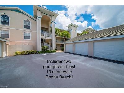 Bonita Springs Condo/Townhouse For Sale: 28871 Bermuda Lago Ct #303