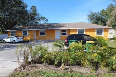 Goodland, Marco Island, Naples, Fort Myers, Lee Multi Family Home For Sale: 2195 55th Ter SW