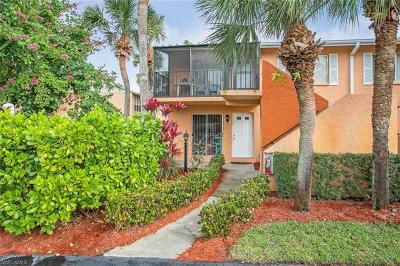 Naples Condo/Townhouse For Sale: 4110 Looking Glass Ln #3015