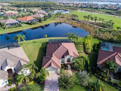 Collier County Single Family Home For Sale: 9731 Nickel Ridge Cir