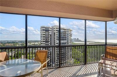 Naples Condo/Townhouse For Sale: 6075 Pelican Bay Blvd #1503