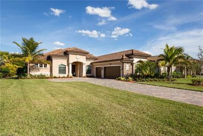 Naples Single Family Home For Sale: 9468 Italia Way
