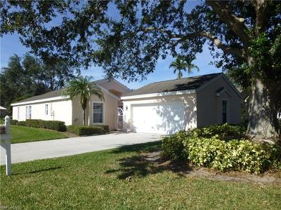 Collier County Single Family Home For Sale: 2813 Sailors Way